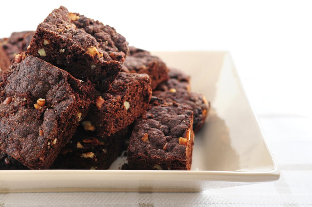 recipe 2 for pot brownies: the triple threat chocolate pot brownie