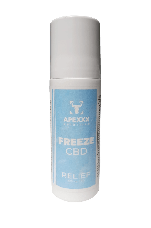 review of apexxx cbd freeze