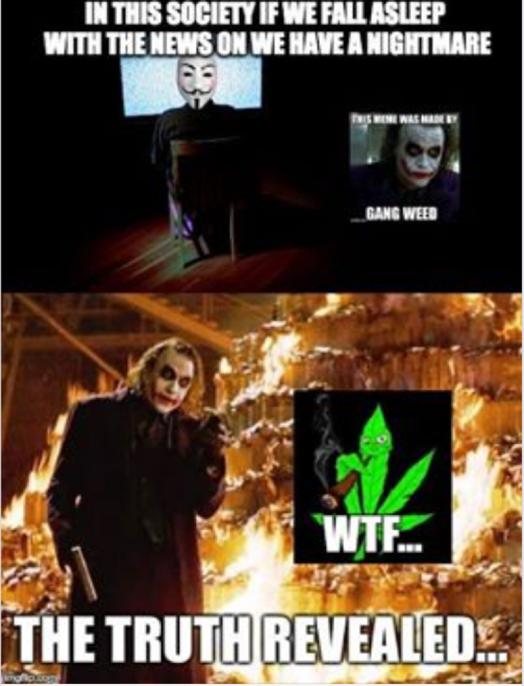 Weed Memes: The Ultimate Collection
