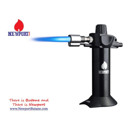 newport mini torch: takes dabbing to a whole new level