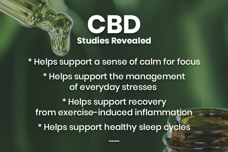 benefits of cbd