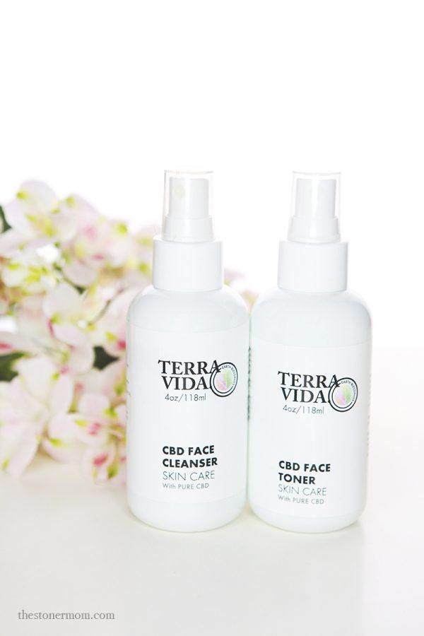 Terra Vida CBD Skincare