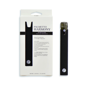 palmetto harmony's cbd vaping products