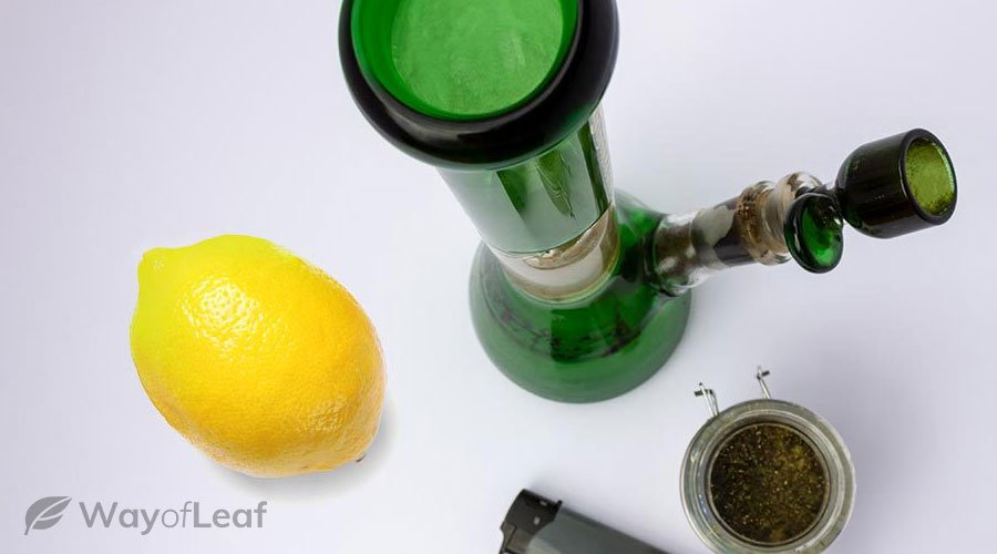 other bong cleaning options