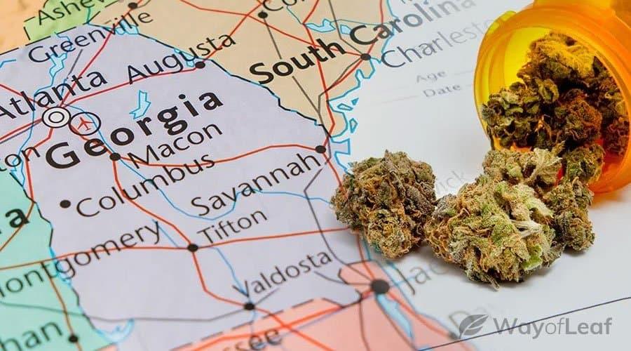 medical marijuana card georgia