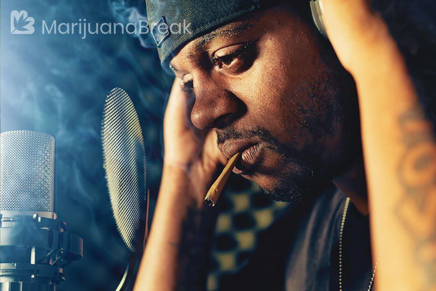 marijuana rappers