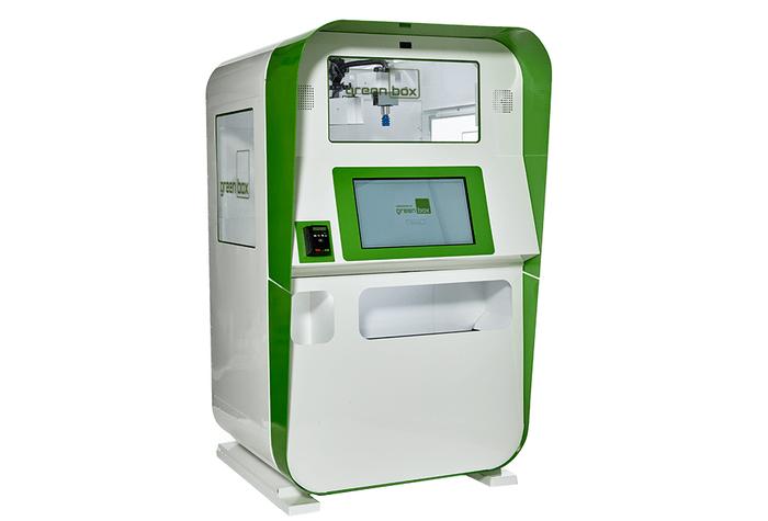 a greenbox robotics kiosk. image source: greenbox robotics.
