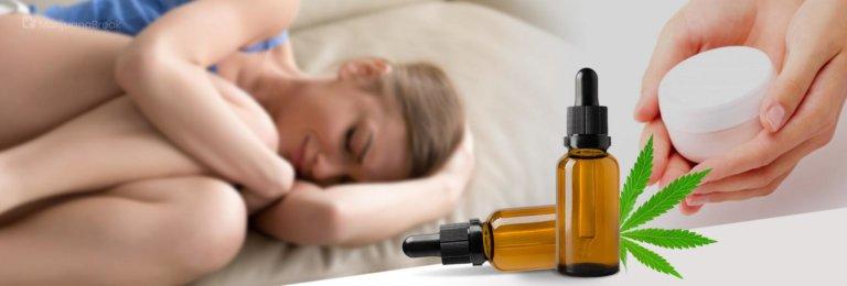 CBD Oil vs Cream for Pain Relief