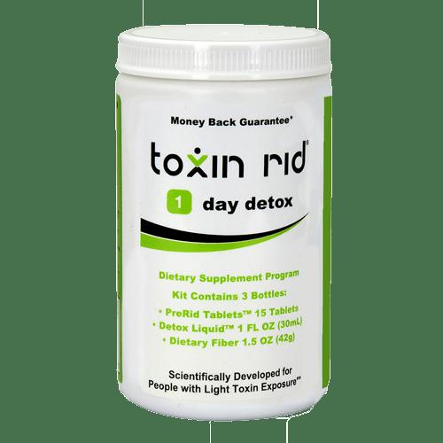 Toxin Rid PROS