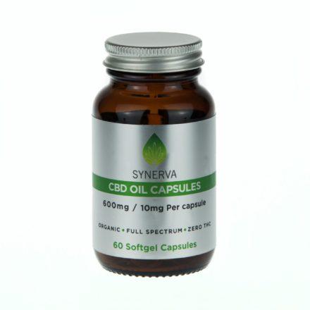 Synerva CBD Oil Capsules