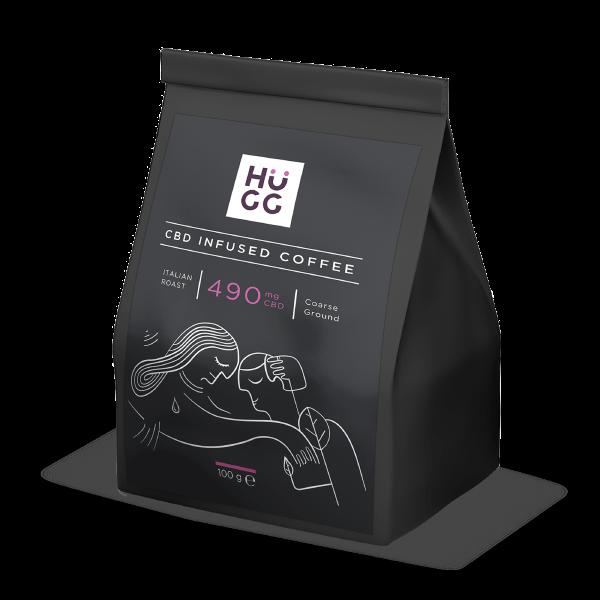HuGG CBD-Infused Coffee