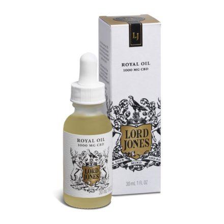 lord jones cbd's royal oil