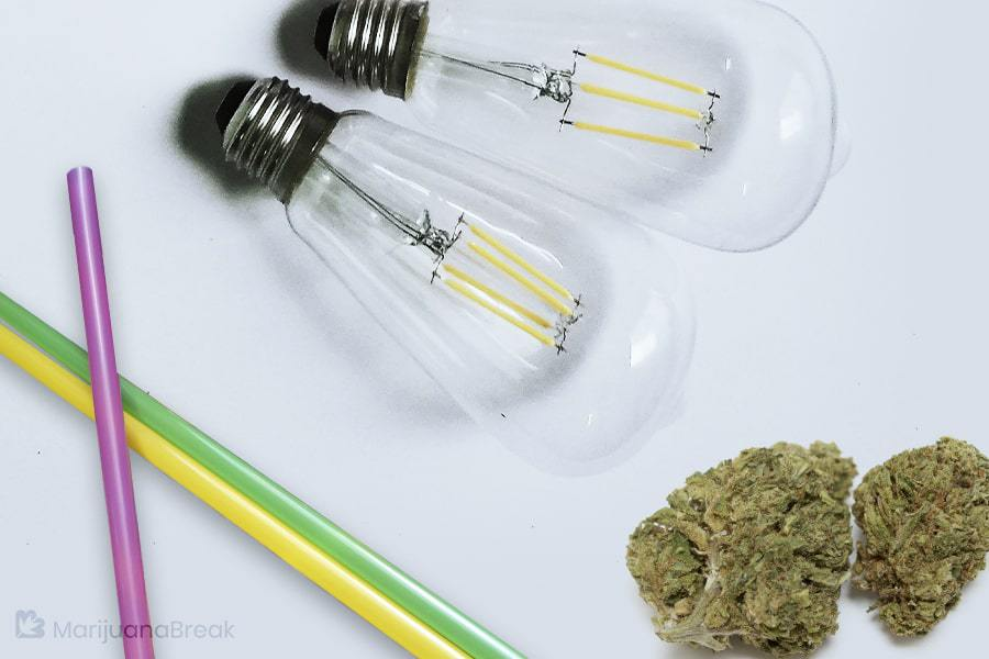 how to make a homemade vaporizer using a lightbulb