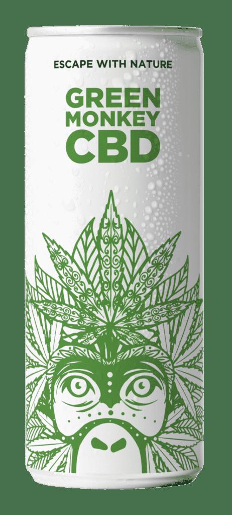 Review of Green Monkey CBD Drink