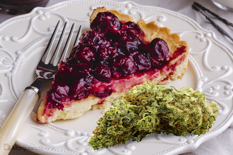 black cherry cheesecake strain