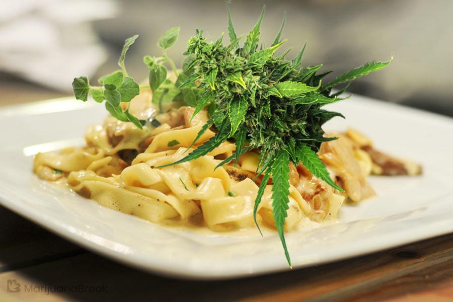 marijuana infused vegan recipes