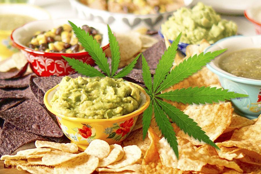 marijuana guacamole