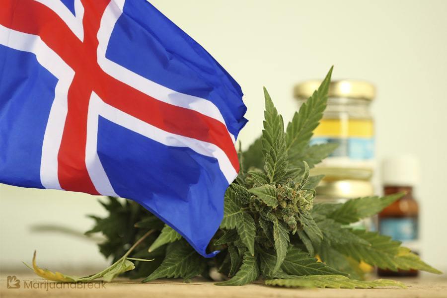 iceland marijuana
