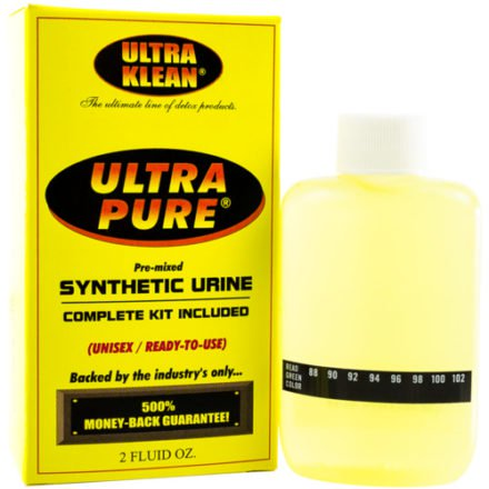 ultra klean ultra pure synthetic urine – (2oz)