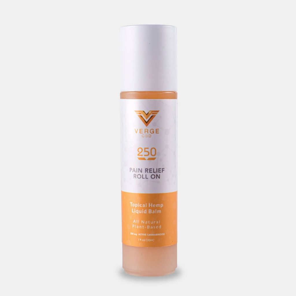 verge cbd pain relief roll-on