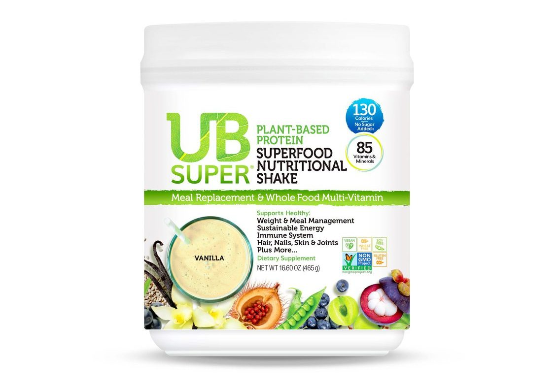 Plant-based Protein Superfood Nutritional Shake ($49.99):