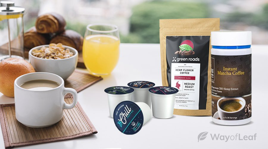 which brand sells the best cbd coffee?