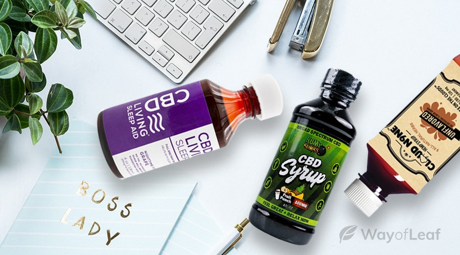 what brand provides the best cbd syrup of 2020?