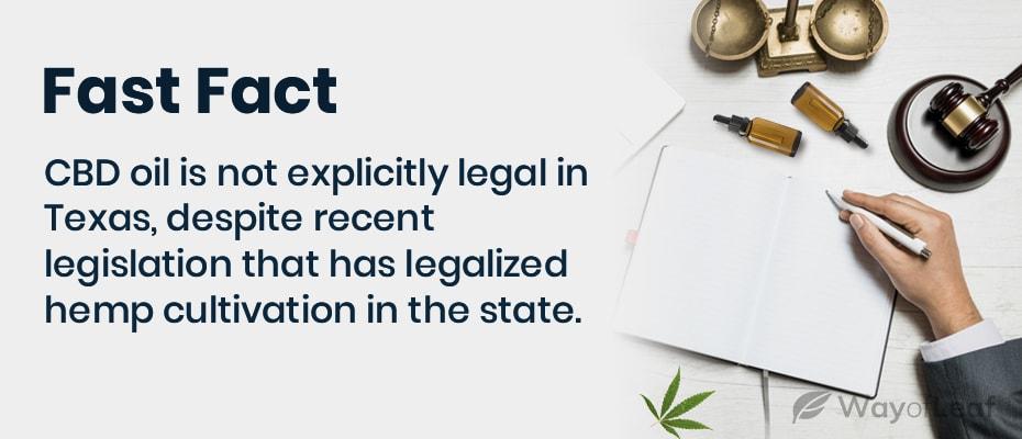 cbd texas law
