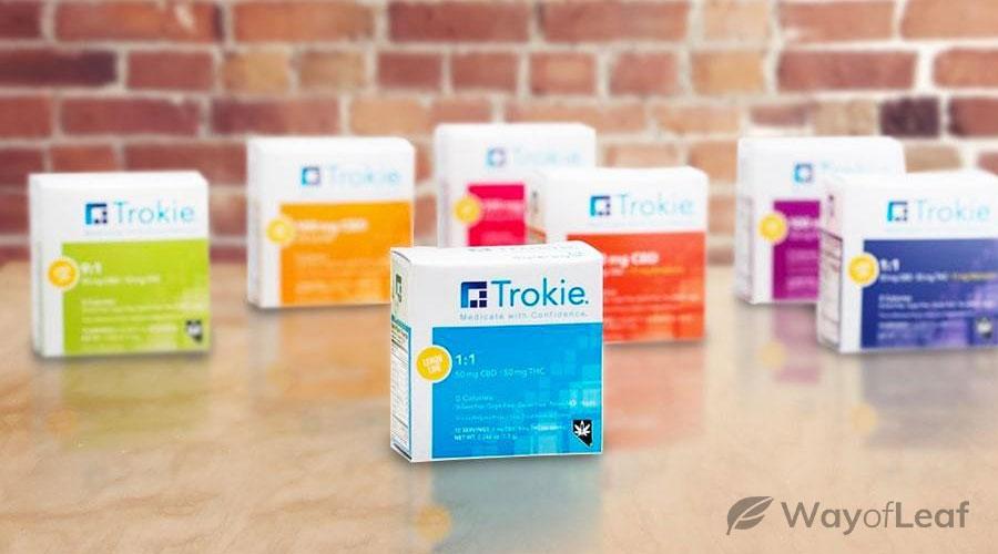 Buy Trokie CBD