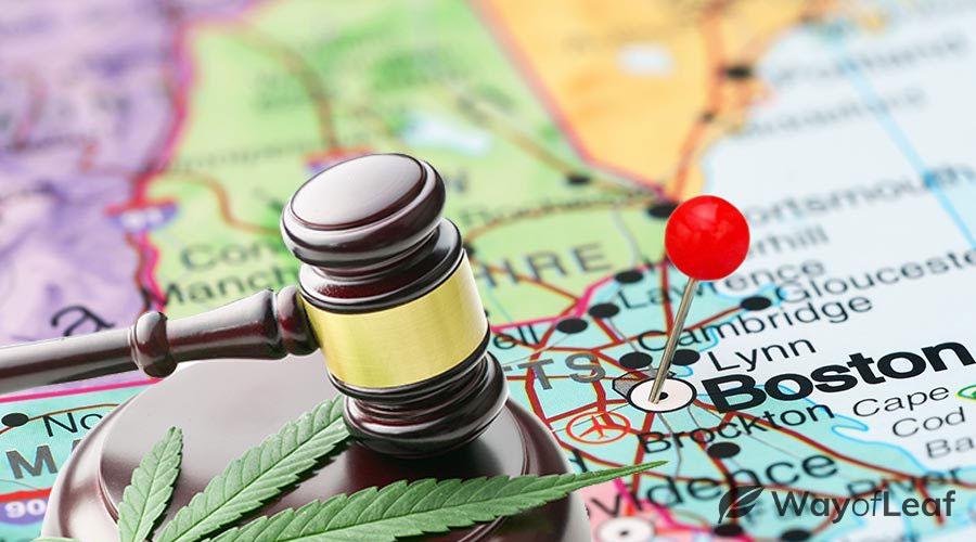 massachusetts marijuana law