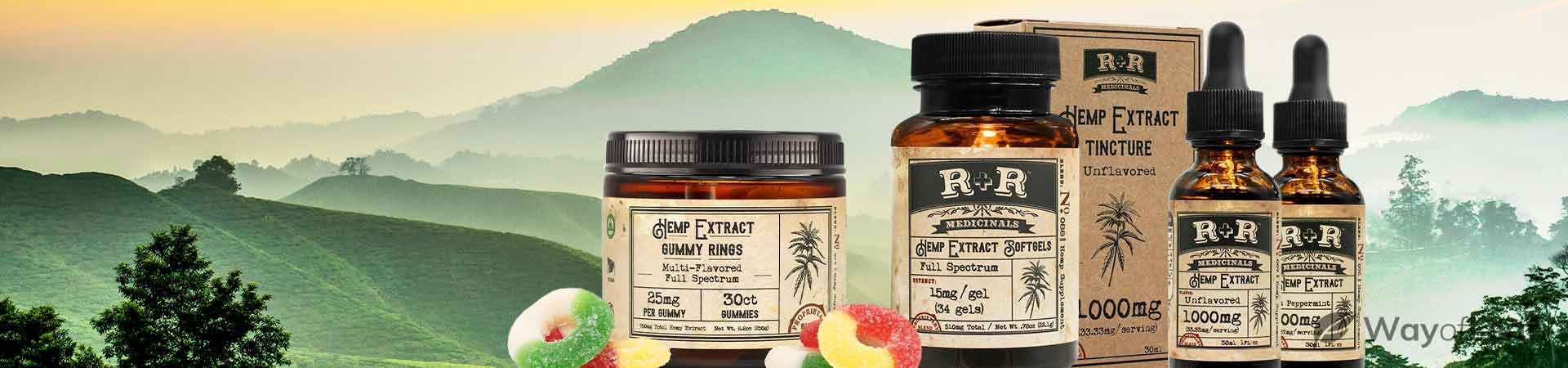What Is the Brand R + R Medicinals Like?