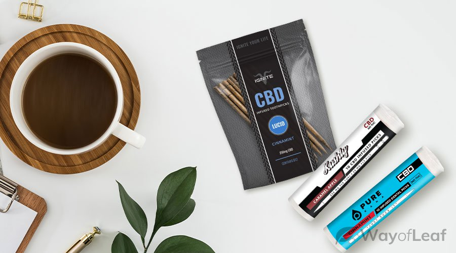 what is the best cbd toothpick?