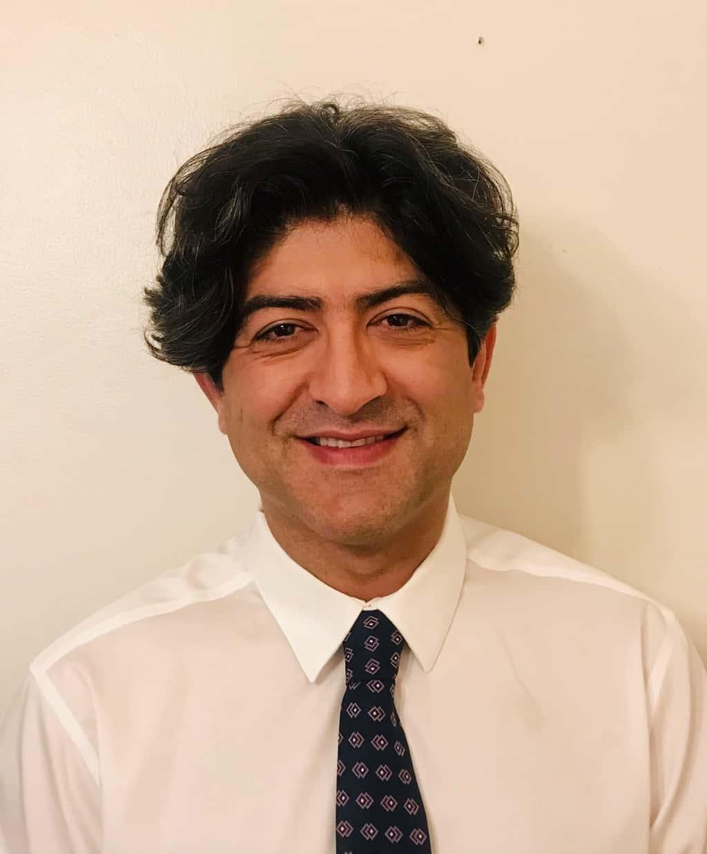 Dr. Roozbeh Badii