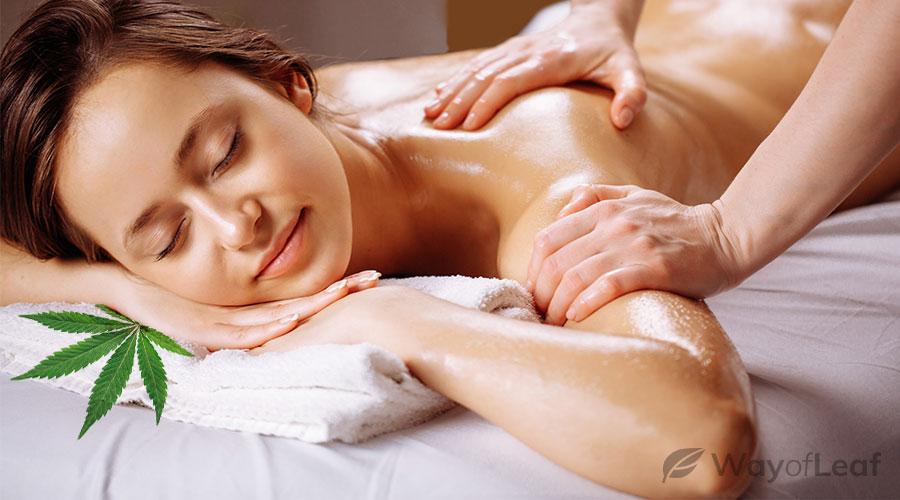what is cbd massage oil?