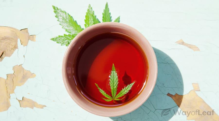 What Is CBD Tea?