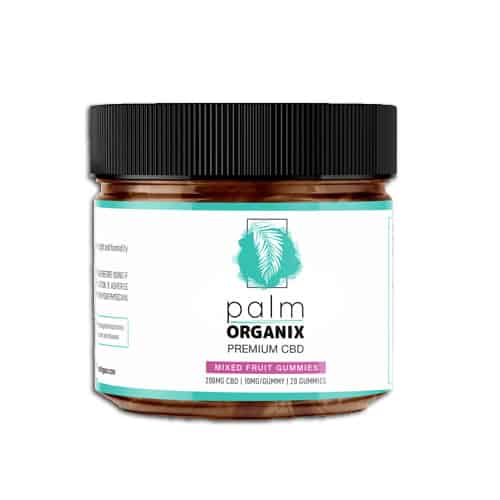 Palm Organix Gummies