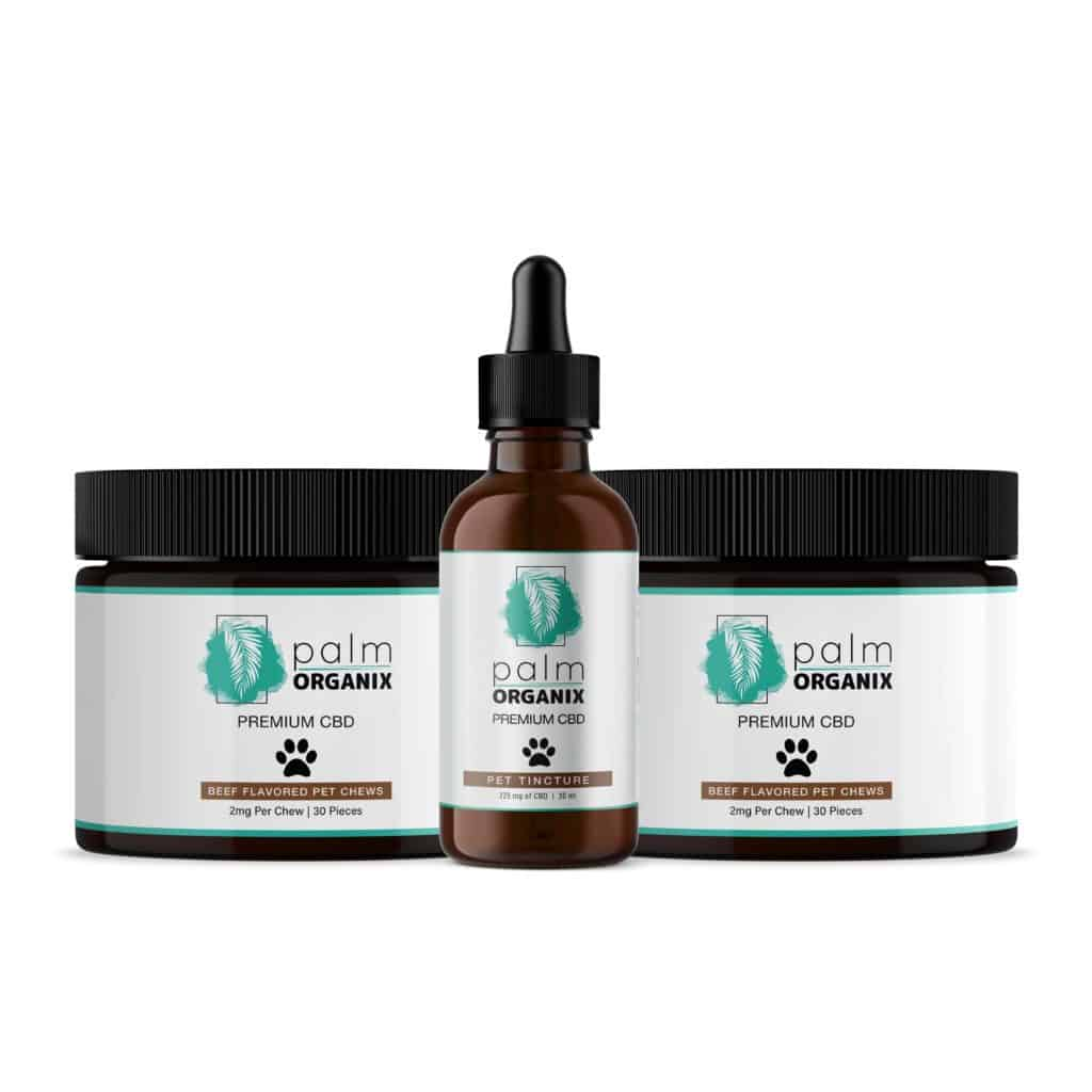 Palm Organix CBD for Pets