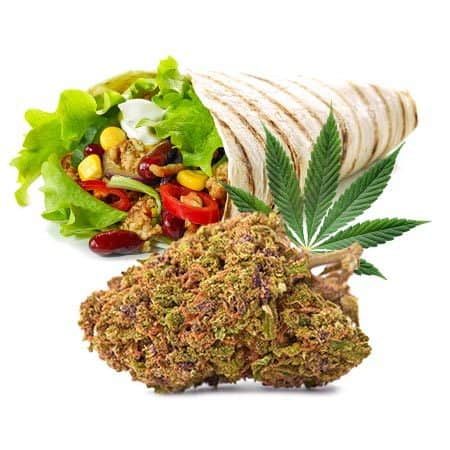 weed munchies
