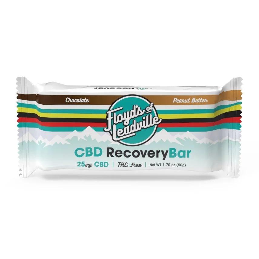 Floyd's of Leadville CBD Recovery Bars