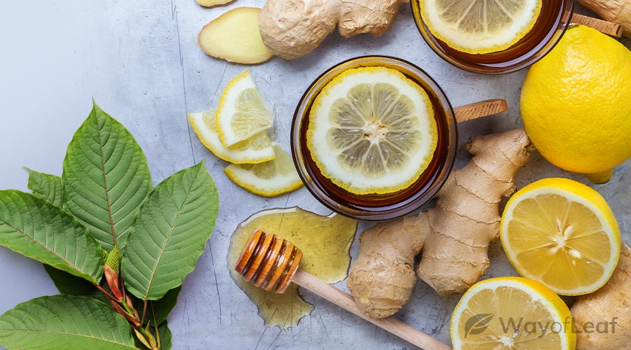 kratom tea benefits & uses