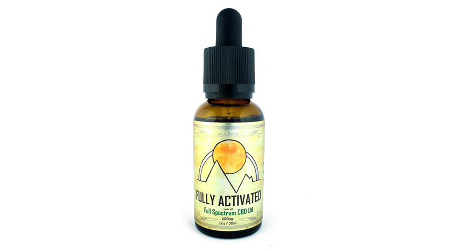 fully activated cbd oil