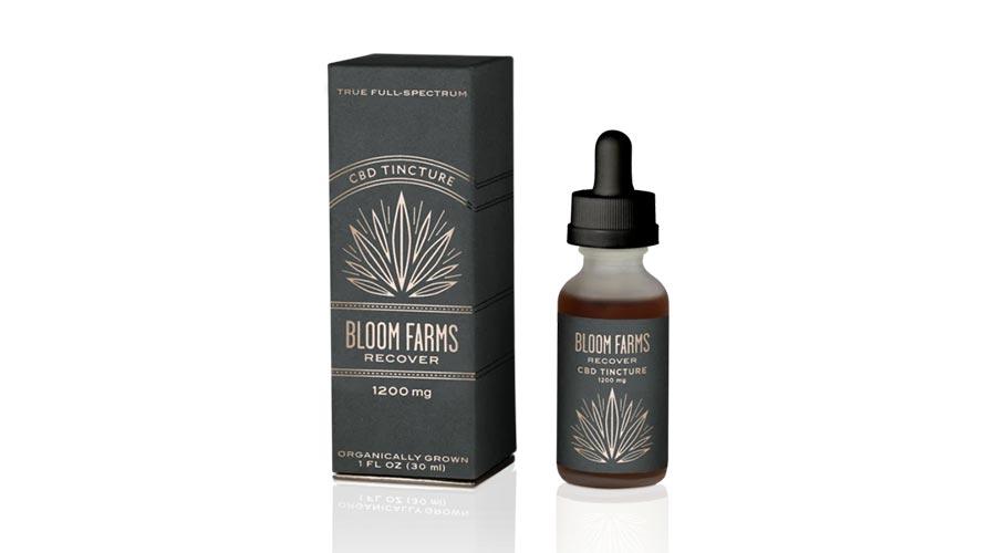 bloom farms cbd tinctures